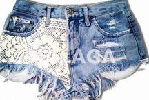 jeans / by Rosa Leguia