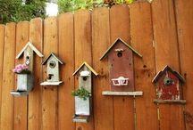 Bird Houses I Love / by Danice Gentle