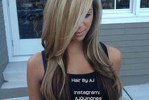 Hair / by Linsey Monaghan