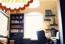 Home office / by Nicole Frieder