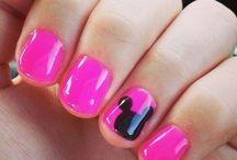 Nails! / by Alyssa McCollom
