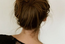 Hair, Make-up, Nails / by Stephanie Barbanente