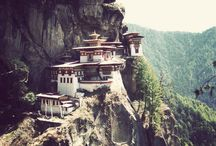 Bhutan, Asia / by ✈ 100 places to visit before you die