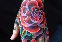 Traditional Tattoo / by James Drop