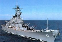Battleships, Aircraft Carriers / by Nat Ellena