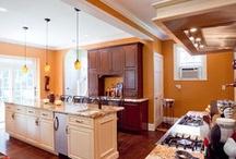 kitchen colors / by Alata Zale Warner