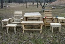 Pallets and More / by Tammi Pinaholic
