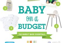 Baby on a Budget / by Ashley Barker