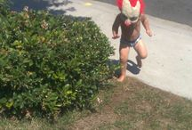 Mommy's alright, daddy's alright, they just seem a little weird... / these are a few of my favorite things... / by Laura Beth Love