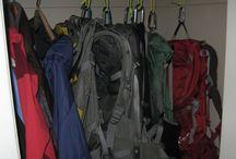 Camping Gear Storage / by Elizabeth