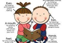 Pre K Classroom Management & Social Emotional / by Brandy Duke Shelton