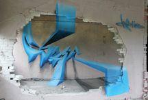 AEROSOL ASSAULT / by Patrick Riedlinger