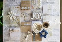 Scrapbook Pages / by Debra Burroughs