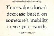 I am worthy! / by Sarah Fraser