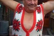 Ugly Christmas Sweaters / by Bryant Turnage