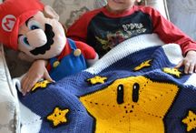 Crochet Blankets / by Jessica Rice