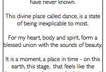 Dance :D / by Kristin