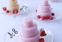Wedding Cake Ideas / by Leigh Anderson
