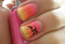 Nails... / by Melissa Bittle