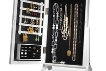 Jewellery Box Magic / Store your treasured jewels in style! / by CrazySales.com.au