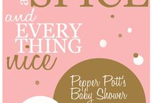 Baby Shower for Reagan / by Crystal Dunn from My Ramblings
