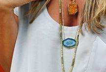Jewelry / by Mary Carmen