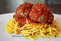 Dinner Food / by Margie Bailey