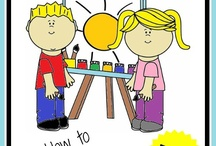At Home Learning / by Jenn Bowen
