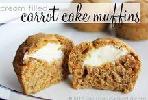Baking: Muffins / by Amy Fandrei