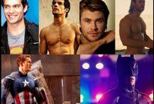 Superheroes, Supernatural, and Such / by Paris Jones