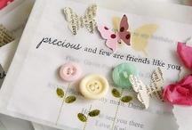craft ideas / by Lucie Elizabeth