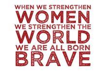Born Brave / by Betty Chamberlain