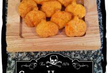 Halloween Savoury Snacks / by Cat Price