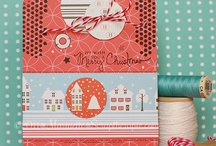 ✿My cards✿ / by Marinette Scrap