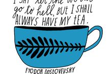 Tea quotes and pictures / by Tracey Fletcher King
