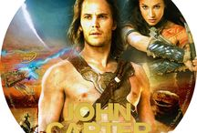 JOHN CARTER / by Clay Burress