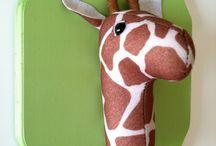 Giraffe / by Gloria Evans