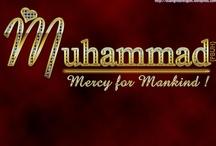 Muhammad PBUH / by hijabalfaisal