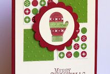 Stamping - Christmas / by Melanie Simington