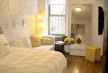 Apartment Ideas.  / by Rachael Wolfe