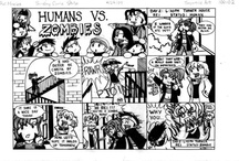 Humans vs zombies  / by Carmon Williams