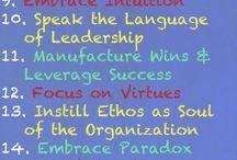 Leadership / by Kristi Franks