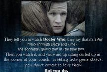 The Doctor / by Anna Kirsten Todd