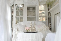 Dreamy Whites / by Malmaison {French Style For Your Home}