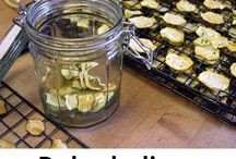 All About Dehydrating / by SimplyCanning.com