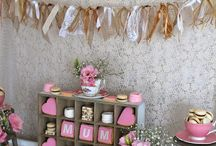 Tea Party / by Pink Taffy Designs