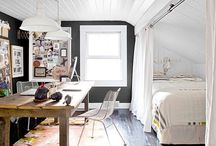 Home Office  / by Kimberly Whitney