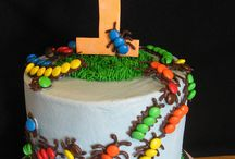Decorated cakes / by Linda Abshire