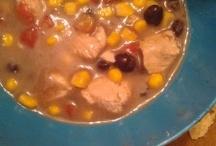 Healthy food to make me skinny! / by Amanda Reagan
