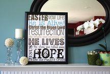 Easter / by Debbie Atkins